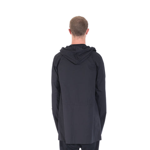 Damir Doma Socrate Linen Parka at Feuille Luxury - 5