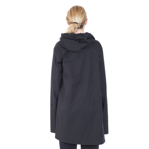 Damir Doma Socrate Linen Parka at Feuille Luxury - 6