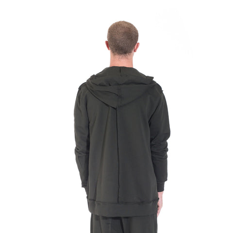 Damir Doma William Hoody at Feuille Luxury - 5