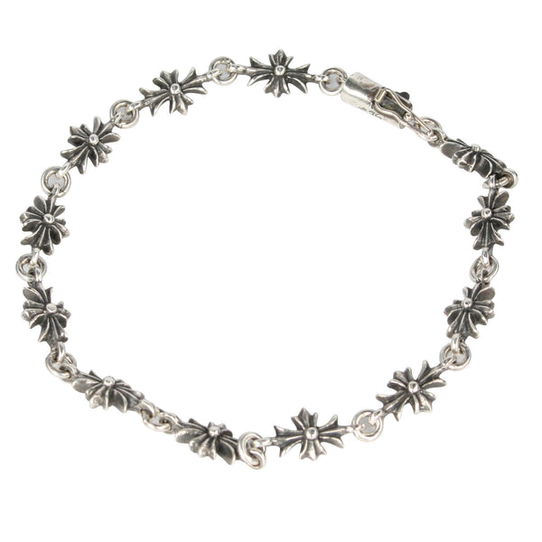 Chrome Hearts Tiny E CH Plus Bracelet at Feuille Luxury - 3