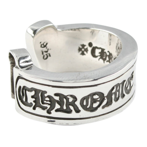 CH Scroll Label Ring