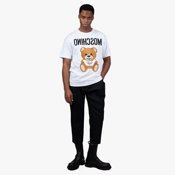Embroidered Toy Bear T-Shirt