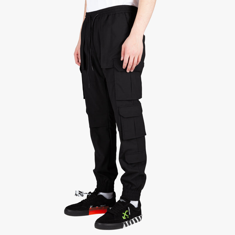 Wool Multicargo Pants