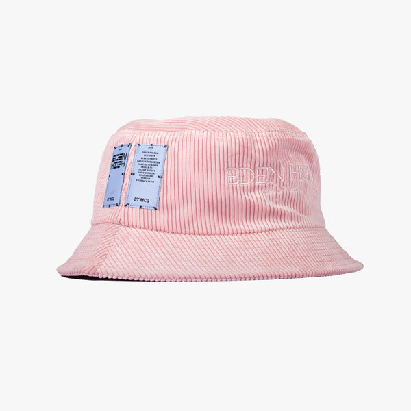 Eden High Corduroy Bucket Hat