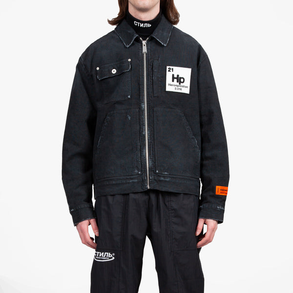 Worker Zip Jacket