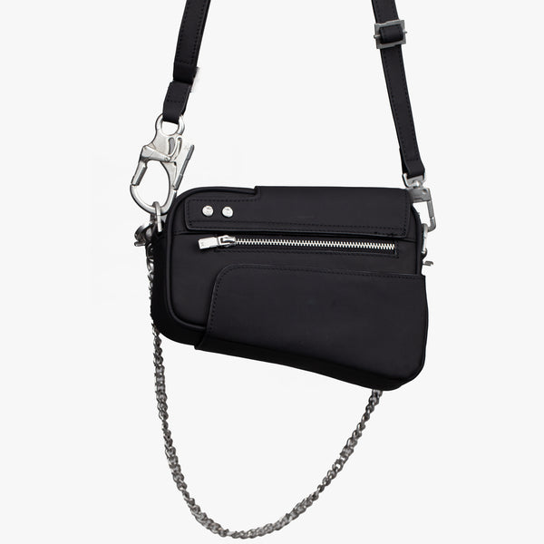 Nebula Leather Shoulder Bag