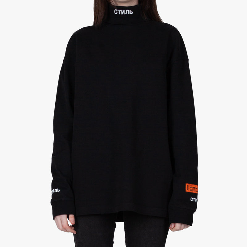 CTNMB Roll Neck Long Sleeve