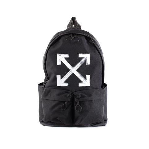 Brushed Arrow Backpack