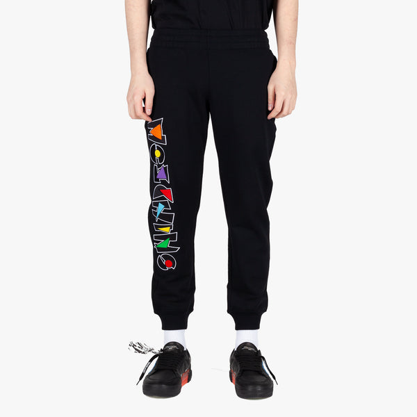 Geometric Logo Sweatpants