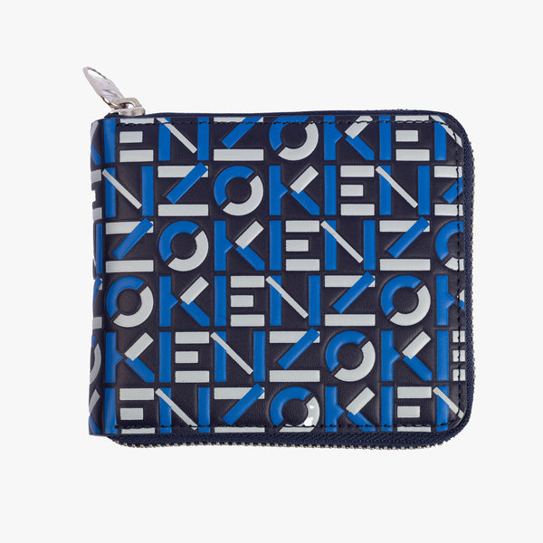 Kenzo Monogram Small Zip Wallet