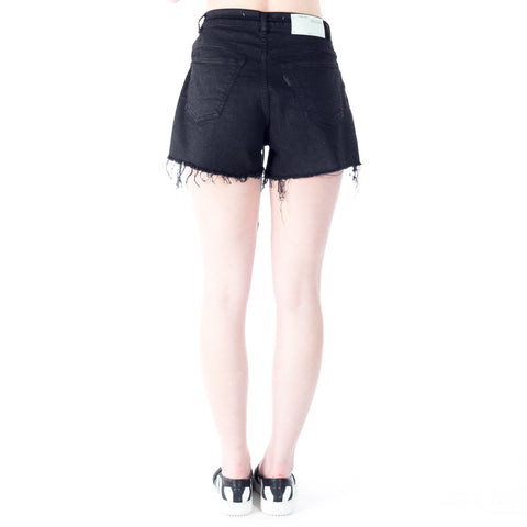 Tulip Denim Shorts