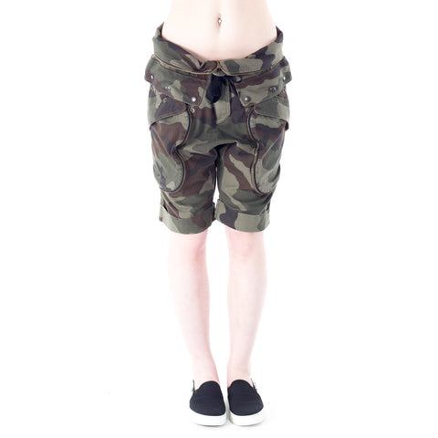 Adjustable Cargo Shorts