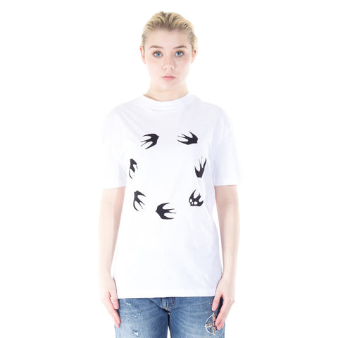 Circle Swallow T-Shirt