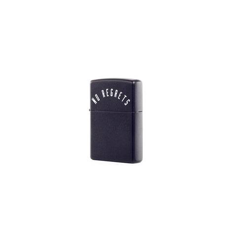 No Regrets Zippo Lighter