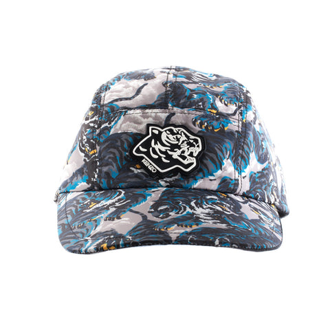Tiger Camouflage Cap