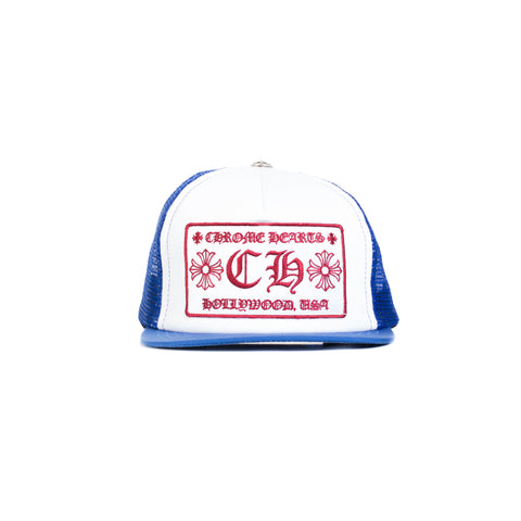 CH Patch Blue Trucker Cap