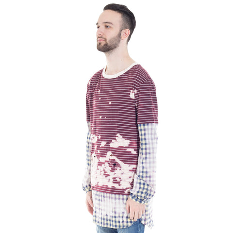 Layered Long Sleeve Tee