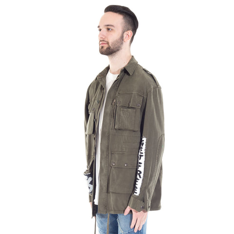 Crown Tag Military Jacket