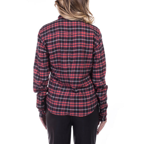 Chrome Hearts Loose Ends Flannel Shirt at Feuille Luxury - 9