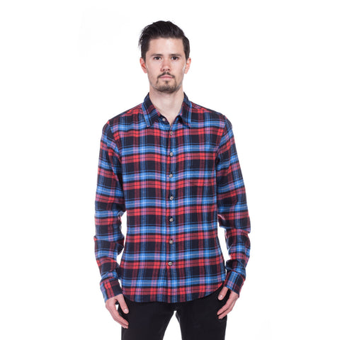 Chrome Hearts Loose Ends Flannel Shirt at Feuille Luxury - 1