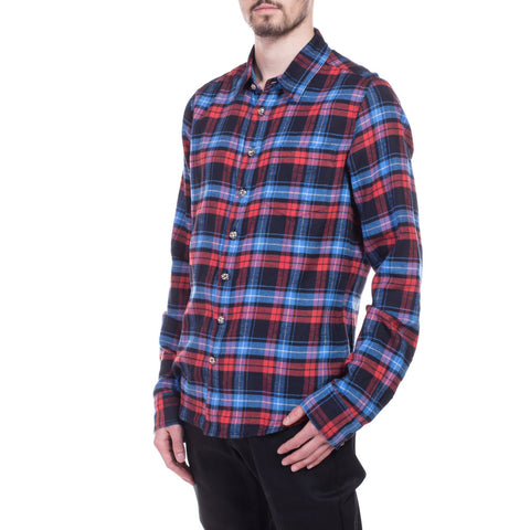 Chrome Hearts Loose Ends Flannel Shirt at Feuille Luxury - 3