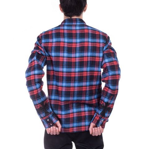 Chrome Hearts Loose Ends Flannel Shirt at Feuille Luxury - 5