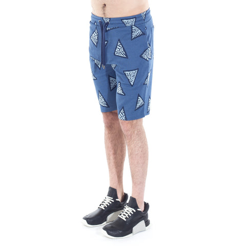 All Over Triangle Shorts