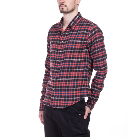 Loose Ends Flannel Shirt