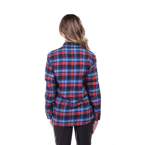 Chrome Hearts Loose Ends Flannel Shirt at Feuille Luxury - 8