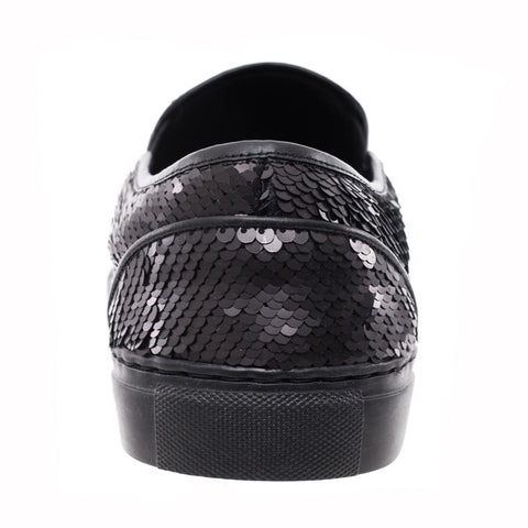 Juun.J Sequin Slip Ons at Feuille Luxury - 3
