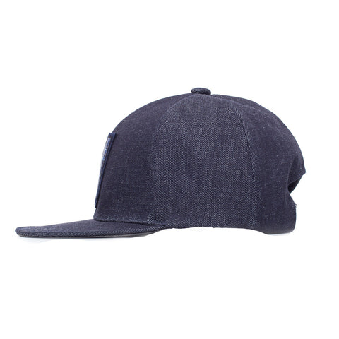 Juun.J Denim Baseball Cap at Feuille Luxury - 2
