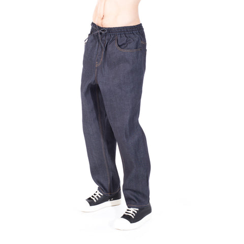 Juun.J Couture Oversize Denim Sweatpants at Feuille Luxury - 2