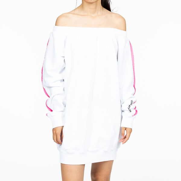Intel Off Shoulder Dress