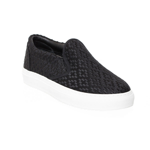 Marcelo Burlon Embroidered Cross Slip-On at Feuille Luxury - 2
