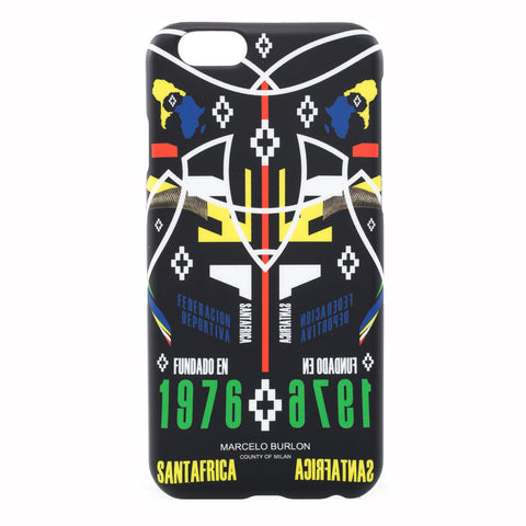 Marcelo Burlon Osorno Patagonia iPhone 6 Cover at Feuille Luxury