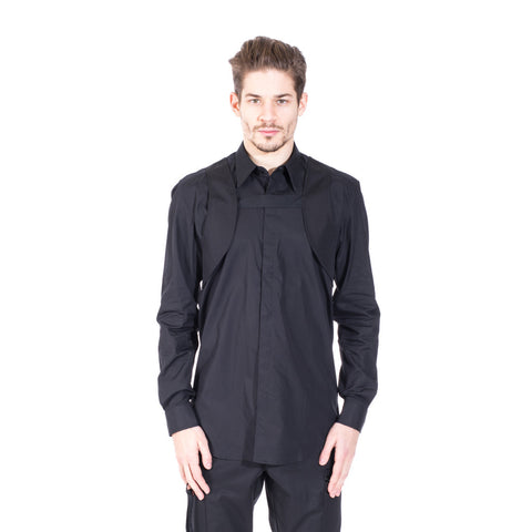 Marcelo Burlon Jatibonico Holster Dress Shirt at Feuille Luxury - 1