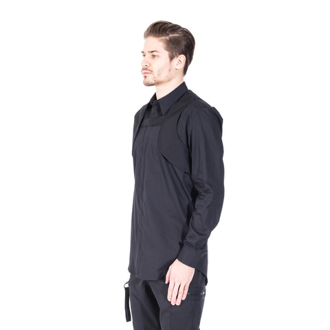 Marcelo Burlon Jatibonico Holster Dress Shirt at Feuille Luxury - 3