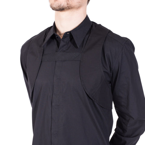 Marcelo Burlon Jatibonico Holster Dress Shirt at Feuille Luxury - 6
