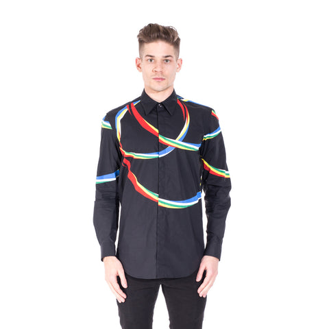 Marcelo Burlon Riberalta Dress Shirt at Feuille Luxury - 1