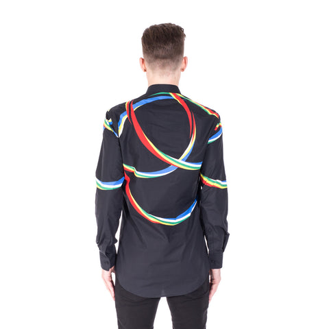 Marcelo Burlon Riberalta Dress Shirt at Feuille Luxury - 4