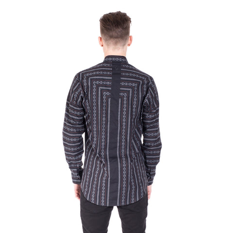 Marcelo Burlon Tupiza Dress Shirt at Feuille Luxury - 4