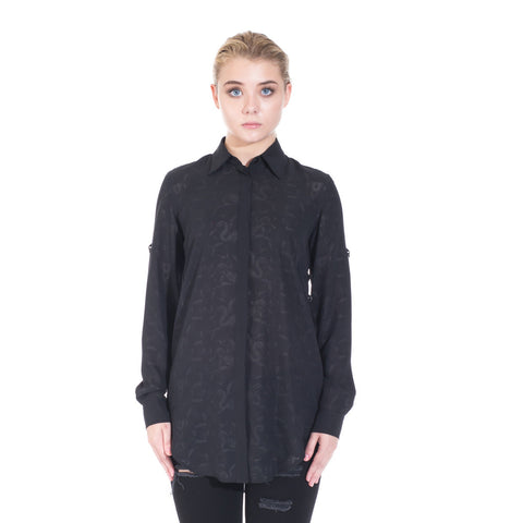 Marcelo Burlon Vida Shirt at Feuille Luxury - 1