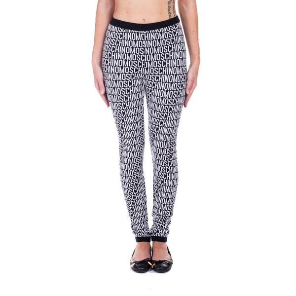 Moschino Ladies Moschino Leggings at Feuille Luxury - 1