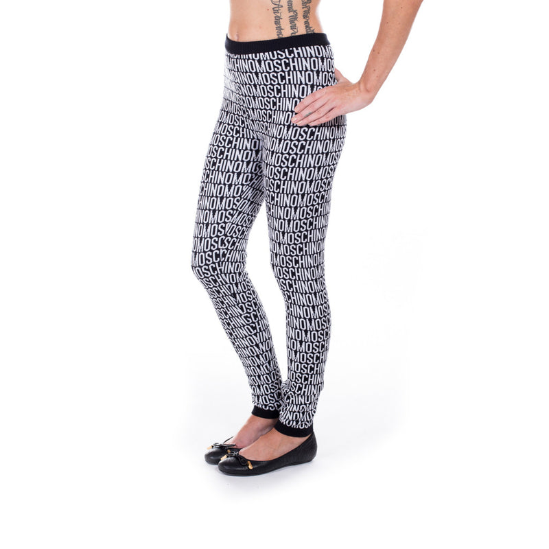 Moschino Ladies Moschino Leggings at Feuille Luxury - 2