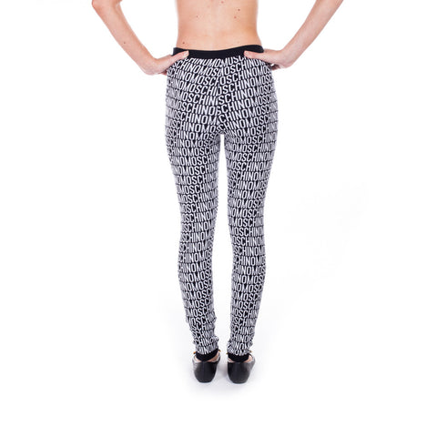 Moschino Ladies Moschino Leggings at Feuille Luxury - 3