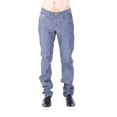 Weird Guy Indigo Selvedge Chambray