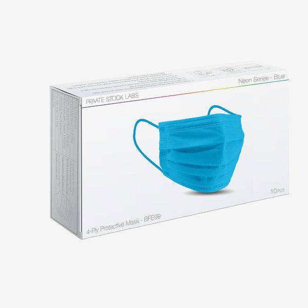 4-Ply Blue Protective Mask