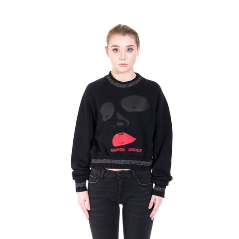 Off-White Face Sweater at Feuille Luxury - 1