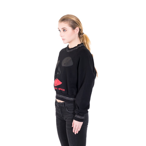 Off-White Face Sweater at Feuille Luxury - 2