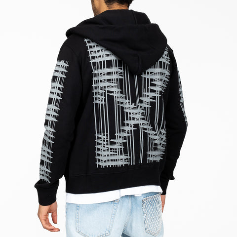 Industrial Zip Hoody